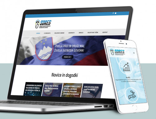 Spletna stran – Sindikat delavcev rudarstva in energetike Slovenije