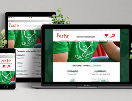 Spletna stran – Pastoralna zveza župnij Slovenj Gradec