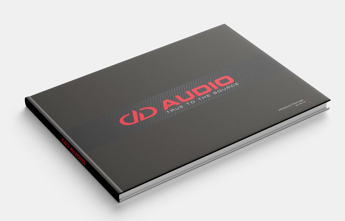 DD Audio - katalog avdio opreme