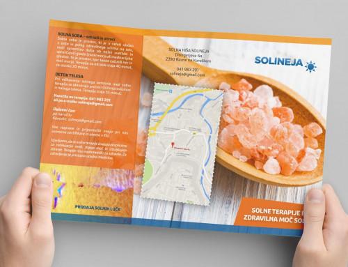 Solineja – zgibanka Solne terapije