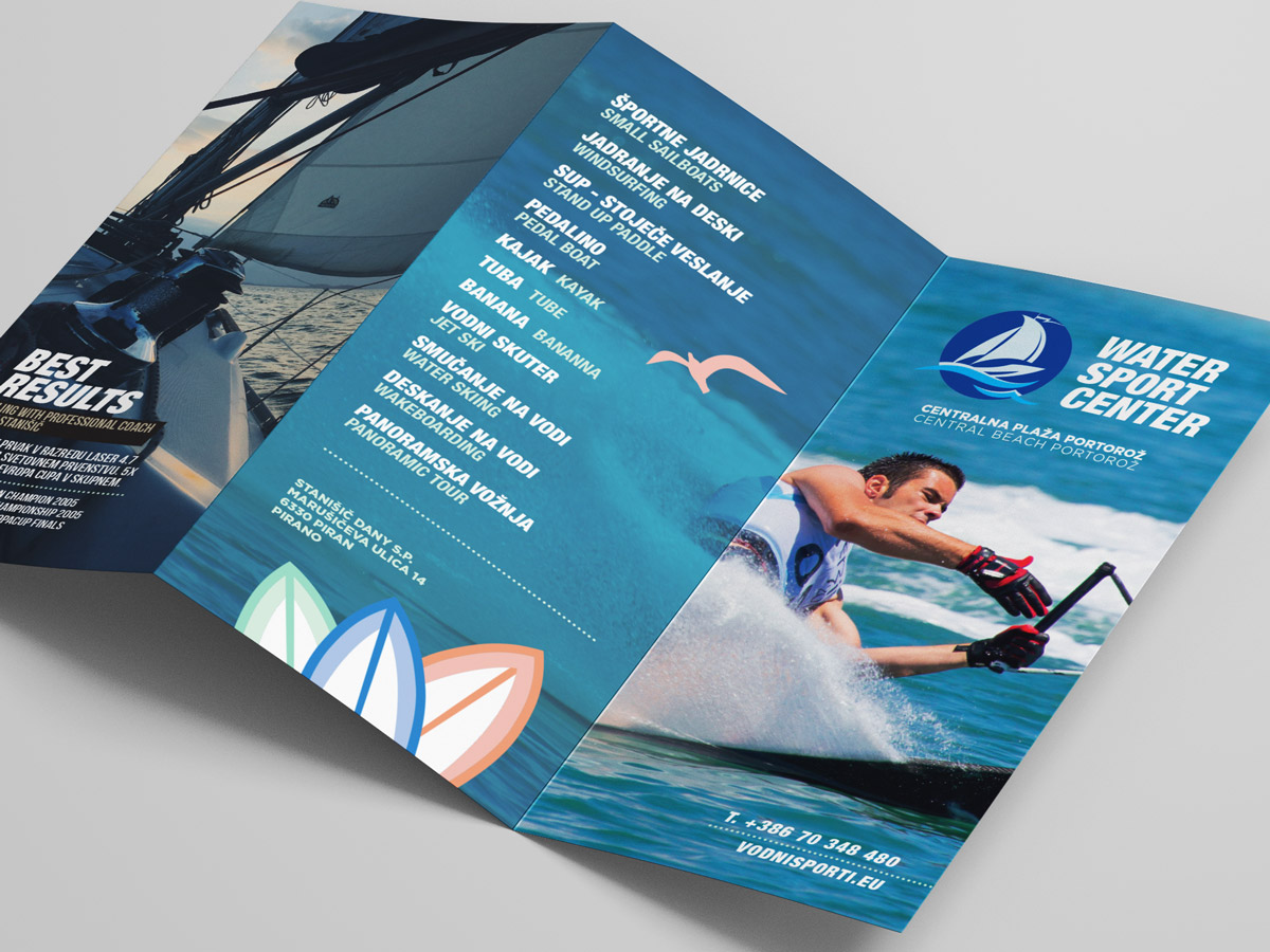 Water Sport Center - zgibanka