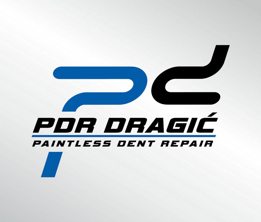 PDR Dragić - logotip